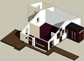 SketchUp esquisse 3D