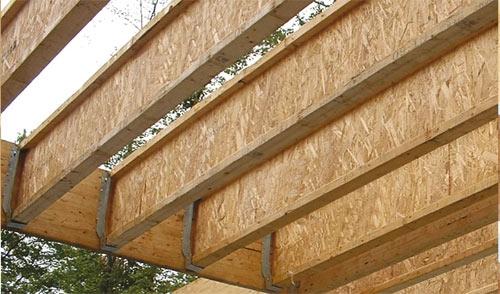 Autocad charpente ossature bois cf2i - Poutre bois pour exterieur ...