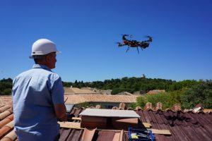 drone btp