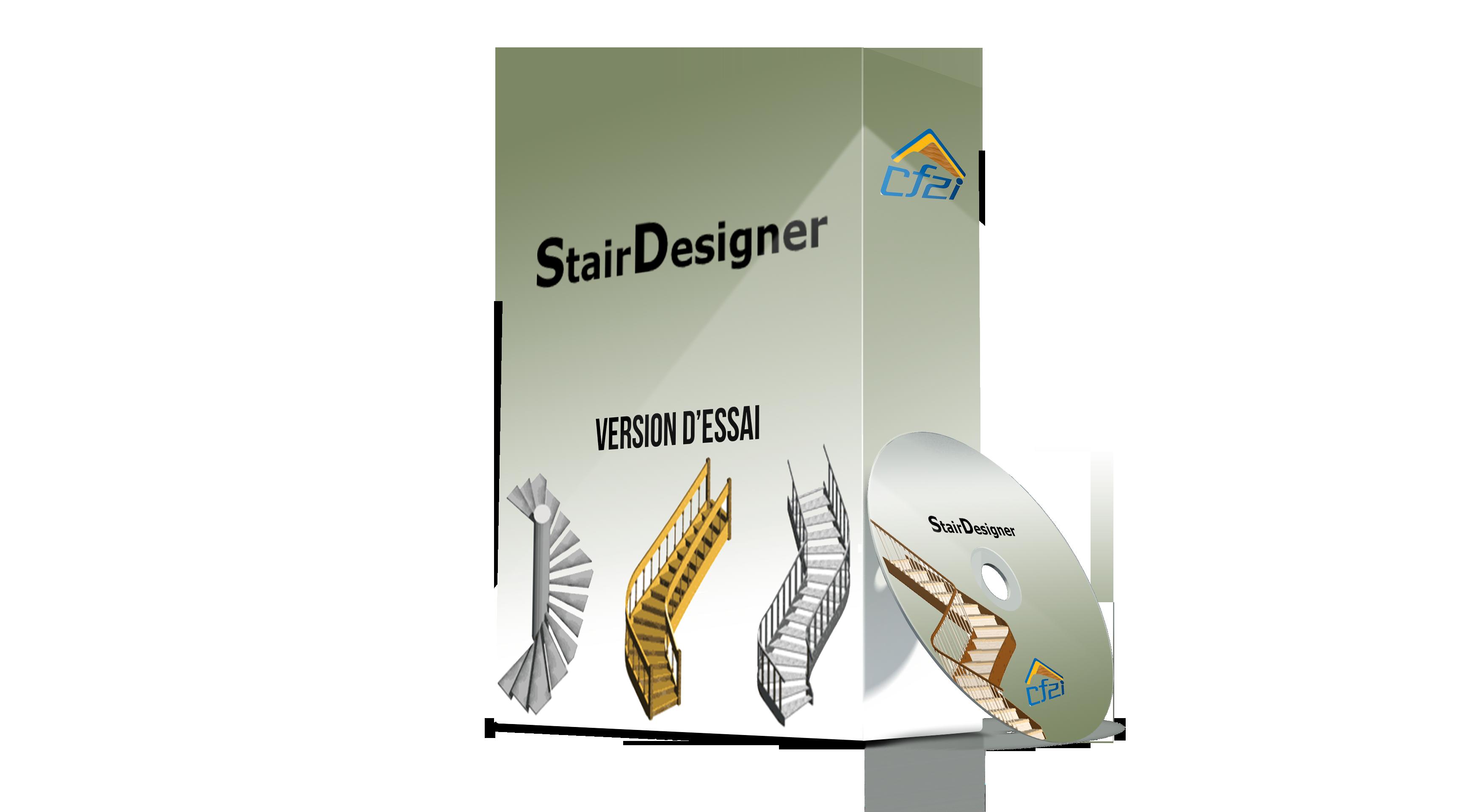 Téléchargement StairDesigner