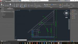 autocad lt logiciel de plans dwg charpente osb et couverture cf2i. Black Bedroom Furniture Sets. Home Design Ideas