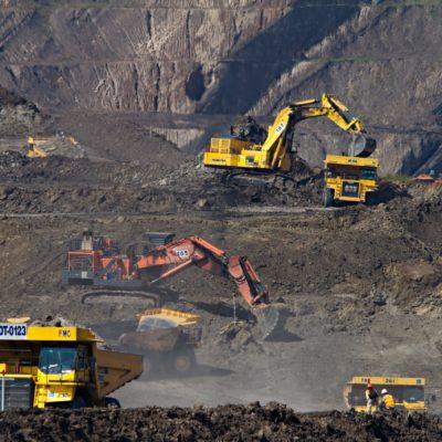 Drone industrie minière
